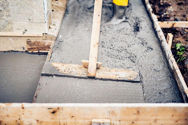 Concrete Contractor Montgomery County PA   Concrete Contractor Bucks